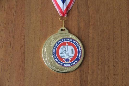 Изобретение сотрудников ВоГУ завоевало золотую медаль на выставке в Париже