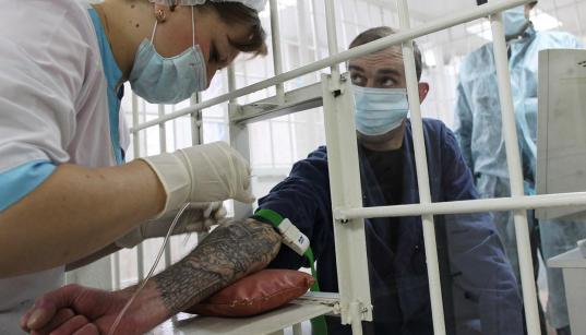 УФСИН потратит 5,7 млн рублей на разработку проекта новой больницы для осужденных в Вологде