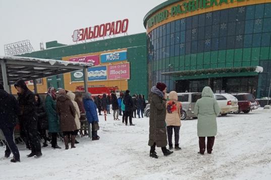 Сообщения о минировании школ и торговых центров в Вологде и Череповце не подтвердились