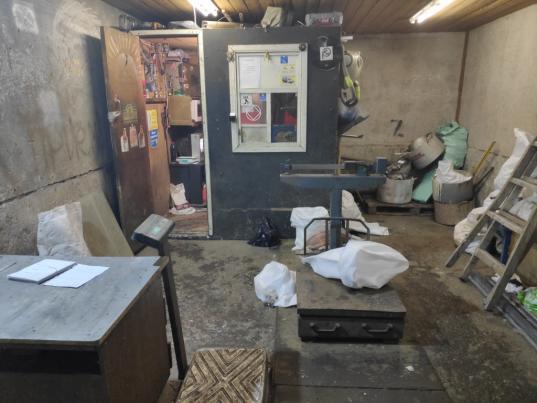 В Череповце четверо работников похитили 1,6 тонн бронзы с промышленного предприятия