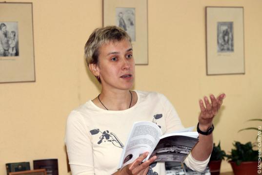 7 февраля в Вологде пройдет встреча с поэтом Натой Сучковой
