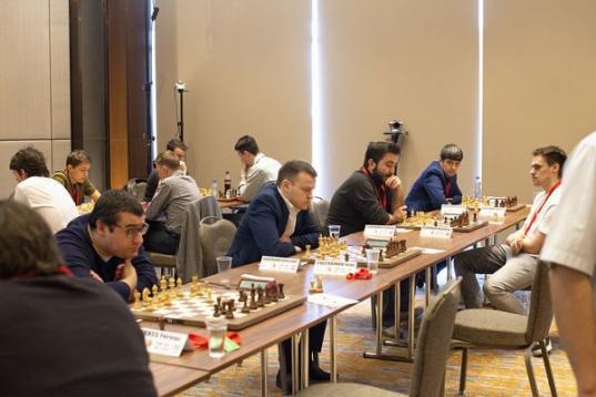Череповчанин Александр Рахманов поедет на Кубок мира по шахматам