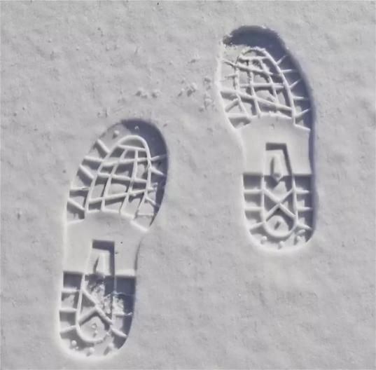 В Череповце угонщика автомобиля нашли по следам ботинок на снегу