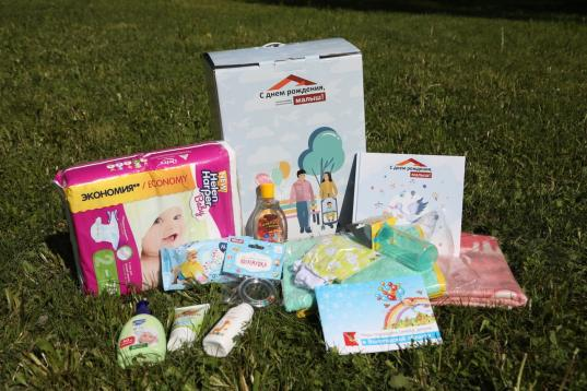 Наборы для новорожденных будут бесплатно выдавать в роддомах Вологодской области