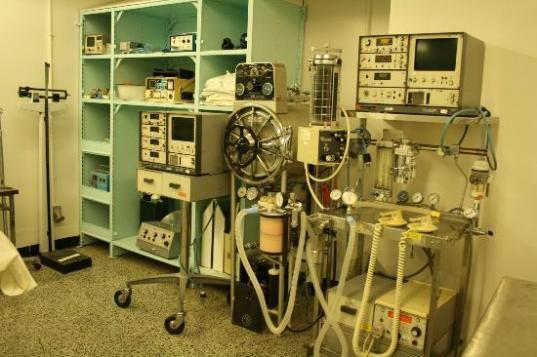 Житель Вологды украл списанное из поликлиники № 4 медоборудование