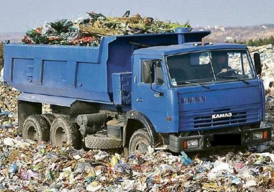 В Тотемском районе построят в 2019 году мусороперегрузочную станцию