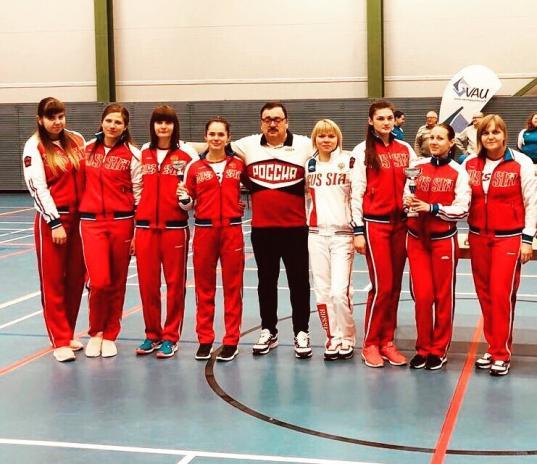 Вологодские спортсменки завоевали золото и серебро международных соревнований по голболу