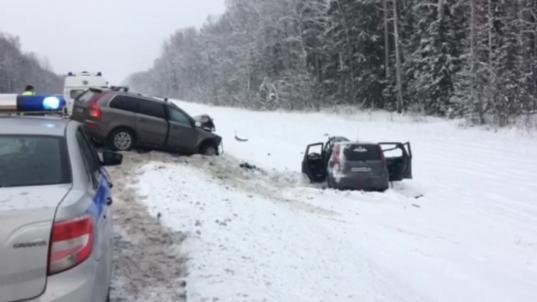 В Вологде осудили офицера, спровоцировавшего аварию с четырьмя погибшими в Сокольском районе
