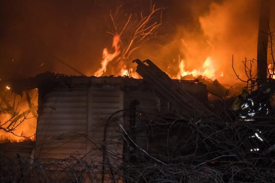 В Кирилловском и Вытегорском районах при пожарах погибли двое мужчин