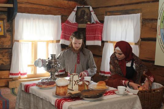 28 апреля в музее «Семёнково» можно отпраздновать Пасху по-деревенски