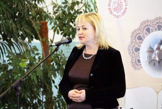 Директором картинной галереи в Вологде стала Галина Фалалеева