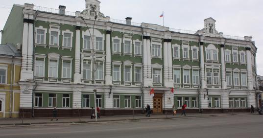 Антону Мусихину запретили находиться в зданиях администрации Вологды и правительства области
