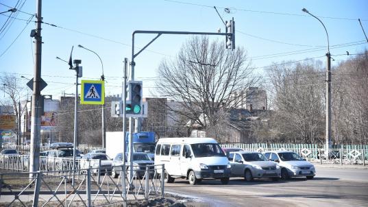 Схему организации дорожного движения в Вологде помогут разработать ТОСы