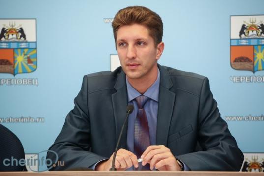 Новым начальником департамента строительства Вологодской области стал Дмитрий Буслаев
