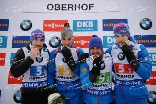 Вологодский биатлонист Максим Цветков одержал победу на этапе Кубка мира
