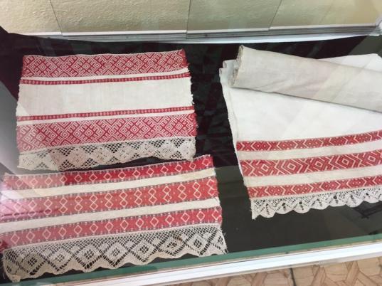 В Харовске открылась выставка «Женские ремёсла»