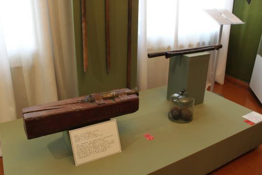 В музее Тотьмы установили таблички со штрифтом Брайля для слабовидящих посетителей