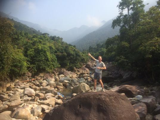 Турист из Вологды разбился во Вьетнаме