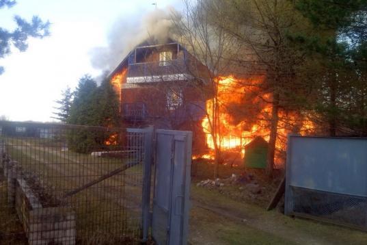 Два человека погибли на пожарах в Череповецком и Верховажском районах