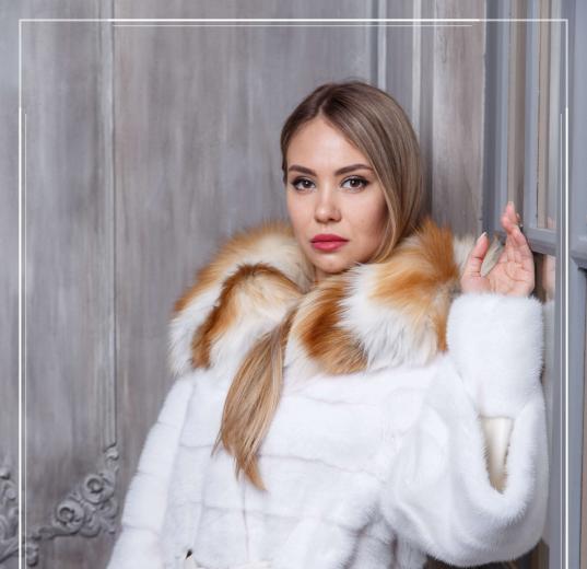 Новинки меховой моды представят жителям Вологды