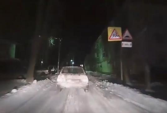 В Вологде полицейским пришлось стрелять, чтобы задержать пьяного водителя