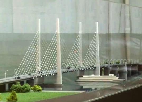 Срок строительства нового моста в Череповце перенесли с 2028 на 2025 год