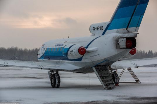 В феврале 2019 года запустят авиарейсы из Череповца в Котлас