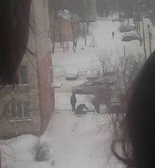 В Вологде на улице Ловенецкого обнаружили тело женщины, упавшей с высоты