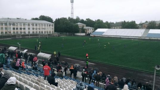 Футбольный клуб «Череповец» вышел в финал кубка «Золотое кольцо»