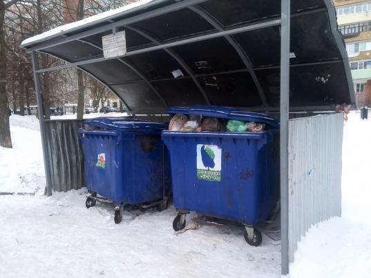 Вы за это заплатите: покупку мусорных контейнеров «повесят» на бюджет Вологды?
