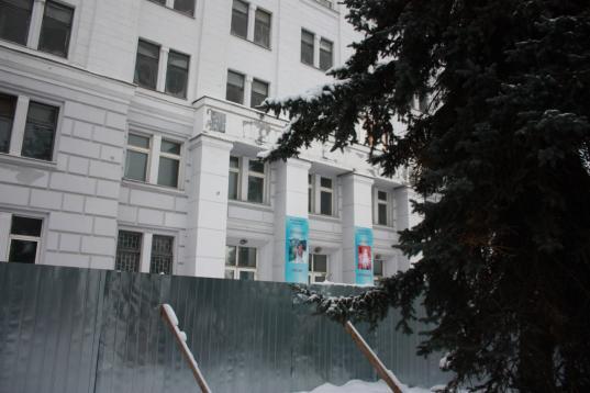 Здание для картинной галереи в Вологде обещают реконструировать к 1 марта 2019 года