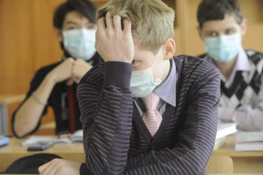 В Вологодской области отменили карантин по гриппу и ОРВИ