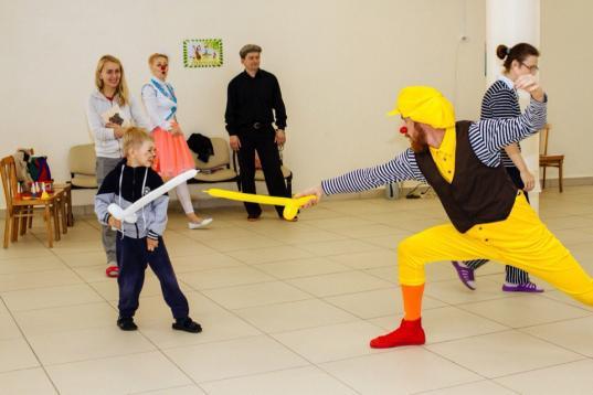 1 июня в Вологодской областной детской больнице устроят праздник для пациентов