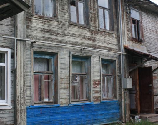 До 2025 года в Вологде обещают расселить жителей 61 аварийного дома