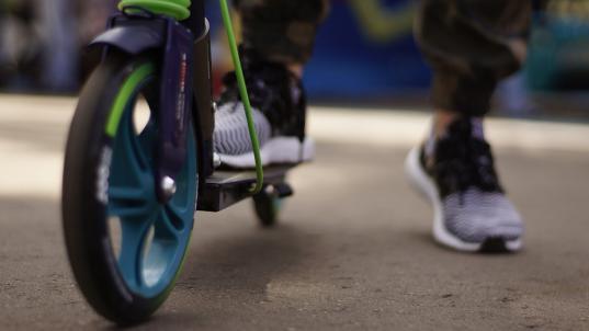 В Вологде 12 июня пройдет массовый заезд на роликах, самокатах и скейтбордах