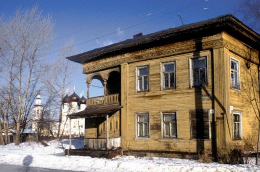 Краевед Игорь Воронин собрал историю дореволюционных домов и улиц Вологды