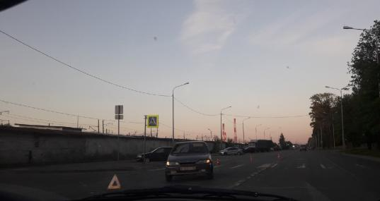ВВологде водитель ВАЗа сбил на«зебре» 58-летнюю женщину