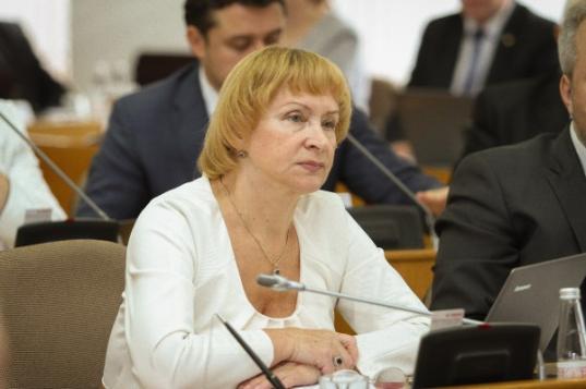 «Справедливая Россия» выдвинула на пост губернатора Вологодской области главу совета солдатских матерей Маргариту Савоськину