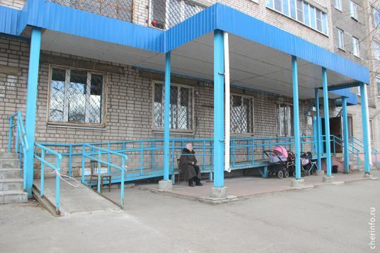 Детскую поликлинику в Северном районе Череповца за 22,8 млн рублей отремонтирует фирма из Вологды