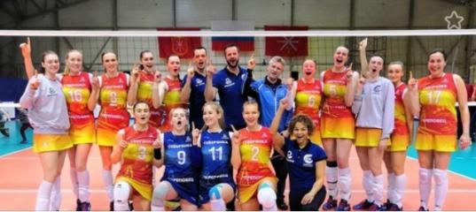 Череповецкая «Северянка» вышла в финал волейбольной Высшей лиги «А»