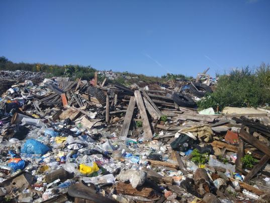 Чиновников Белозерского района снова обязали провести рекультивацию незаконной свалки отходов