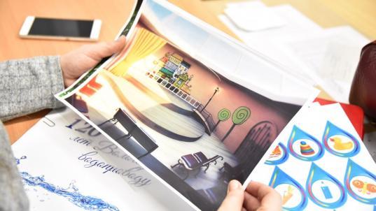 Жители Охмыльцево участвуют в разработке дизайна нового детского сада