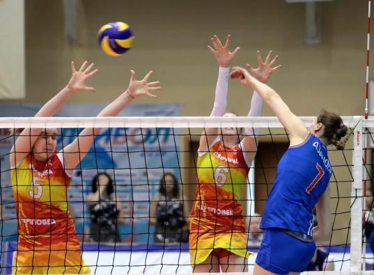 Череповецкая «Северянка» дважды проиграла нижегородской «Спарте»