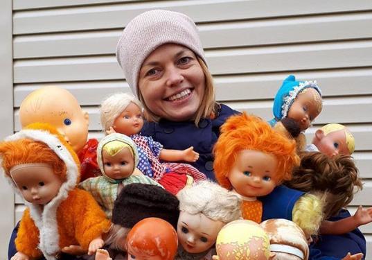 Вологжанам предлагают принести на выставку любимые старинные игрушки