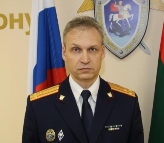 Бывший следователь возглавил управление Минюста по Вологодской области