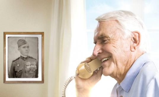 Вологодские ветераны Великой Отечественной войны смогут бесплатно позвонить в другие регионы