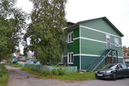 Сроки открытия культурно-досугового центра в Прилуках в Вологде перенесли на неопределенный срок