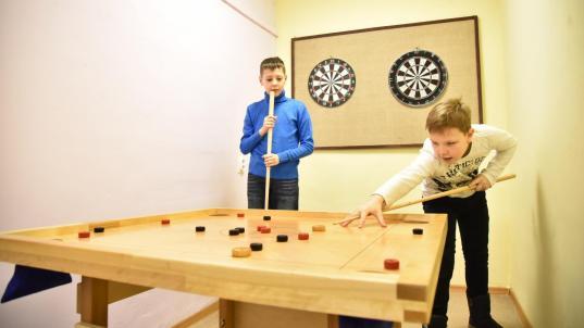 В Вологде открылся инклюзивный центр настольных игр