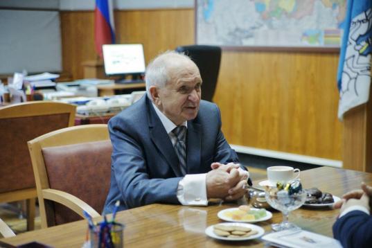 Скончался первый ректор вологодского политеха Александр Шичков