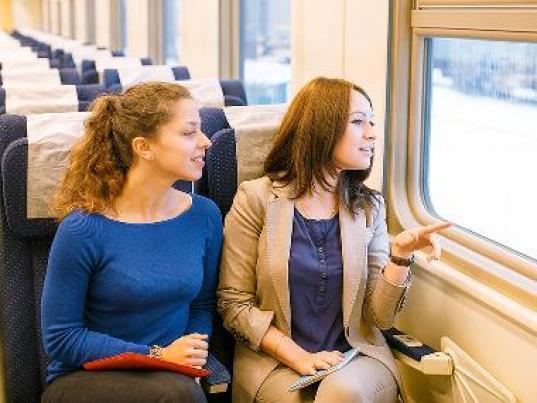 С 1 февраля в поезде «Вологда-Москва» появится вагон с сидячими местами